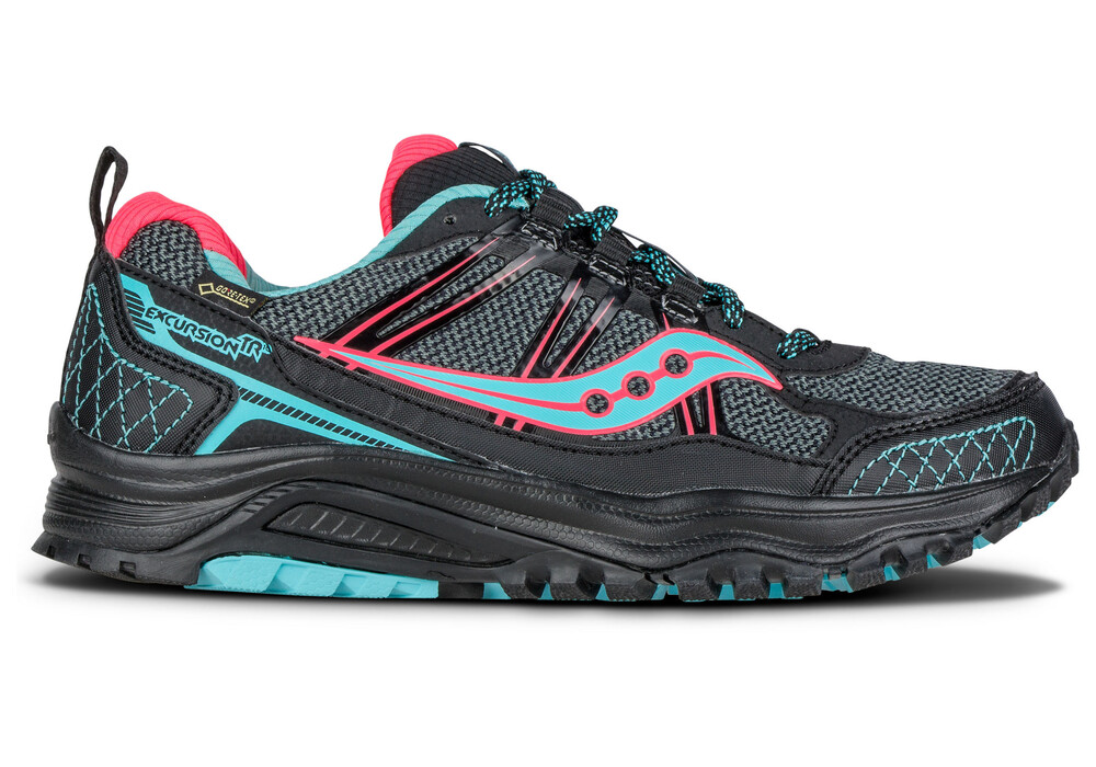 Shopping Product  Q Saucony Trail Running Shoes